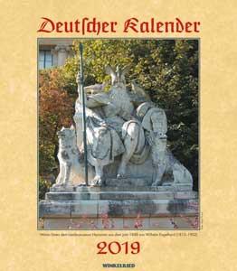 Deutscher Kalender 2019