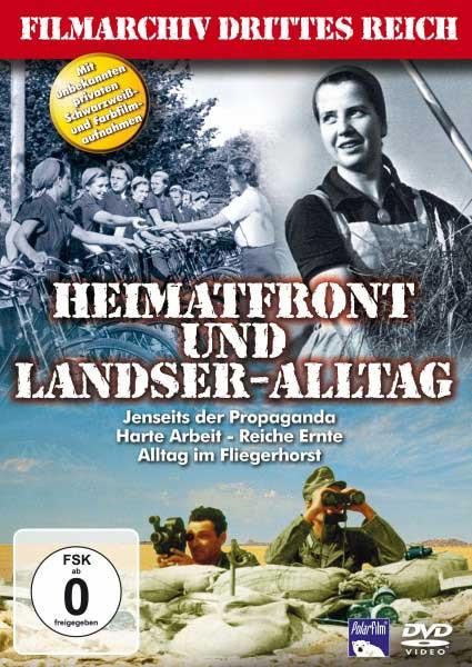 Heimatfront und Landser-Alltag