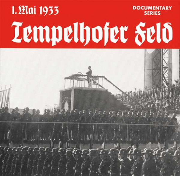 Tempelhofer Feld 1. Mai 1933