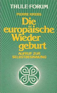 Die europäische Wiedergeburt