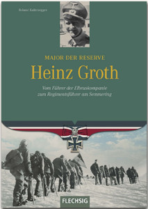 Major der Reserve Heinz Groth