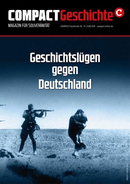 Geschichtslügen gegen Deutschland