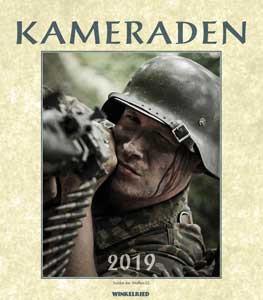 """Kalender """"Kameraden"""" 2019"""