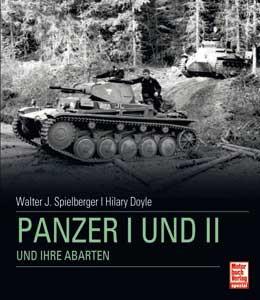 Panzer I + II und ihre Abarten