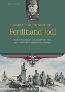 General der Gebirgstruppe Ferdinand Jodl