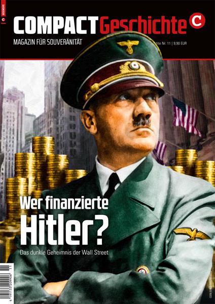 Wer finanzierte Hitler?