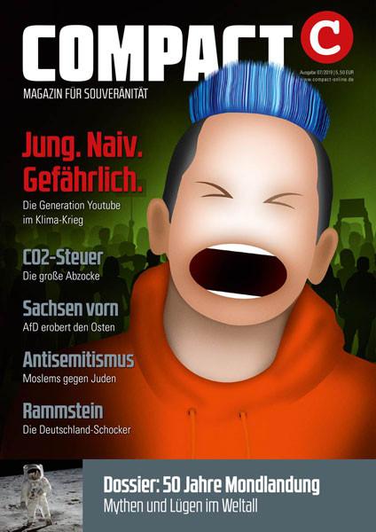 Jung. Naiv. Gefährlich. 7/2019