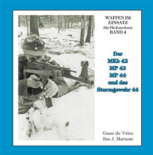 Der MKb 42, MP 43, MP 44 und das Sturmgewehr 44