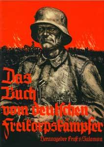 Das Buch vom deutschen Freikorpskämpfer