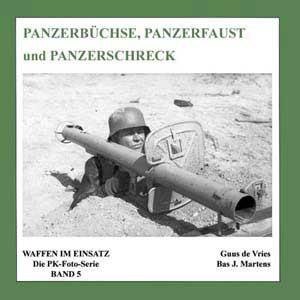 Panzerbüchse, Panzerfaust und Panzerschreck