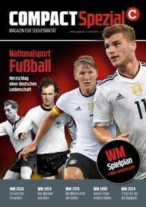 Nationalsport Fußball