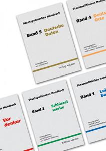 Staatspolitisches Handbuch, Band 1, 2, 3, 4, 5