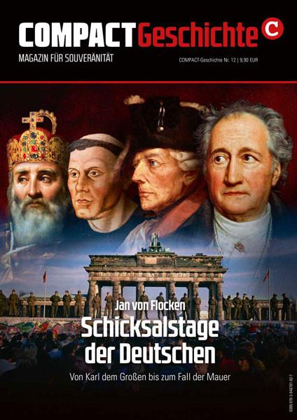 Schicksalstage der Deutschen