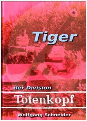 Tiger der Division Totenkopf
