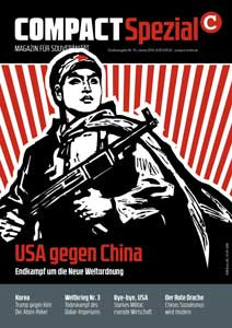 USA gegen China
