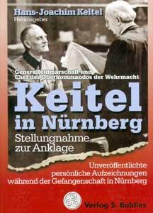 Keitel in Nürnberg