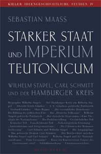 Starker Staat und Imperium Teutonicum