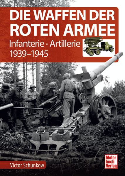 Die Waffen der Roten Armee, Band 1