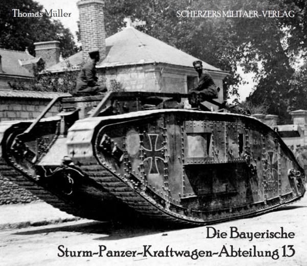 Bayerische Sturm-Panzer-Kraftwagen-Abteilung 13