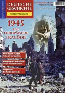 1945 – Europa zerstört am Boden