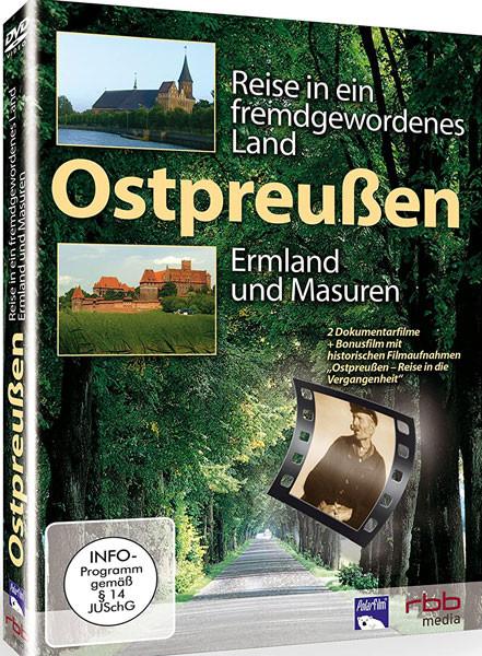 Ostpreußen - Ermland und Masuren