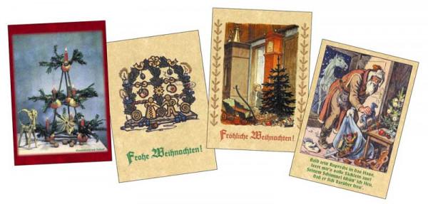 """Grußkarten """"Deutsche Weihnacht"""""""