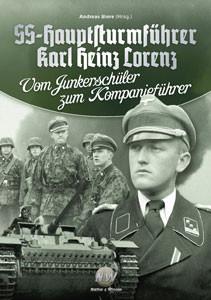 SS-Hauptsturmführer Karl H. Lorenz