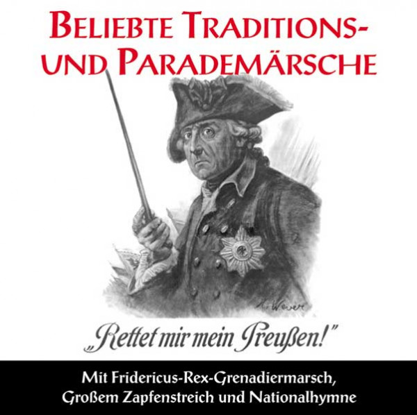 Beliebte Traditions- und Parademärsche