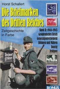 Die Briefmarken des Dritten Reiches