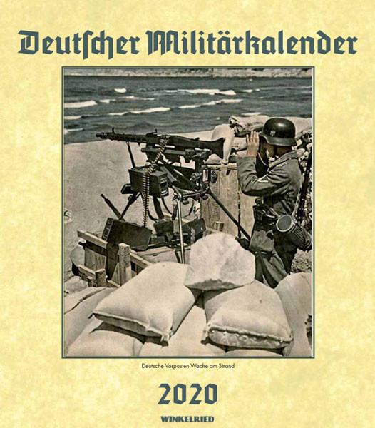 Deutscher Militärkalender 2020