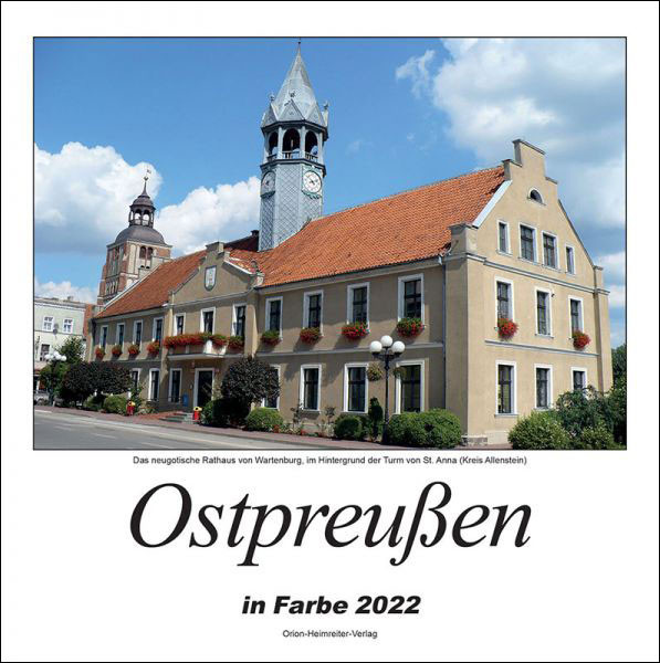 Ostpreußen in Farbe 2022