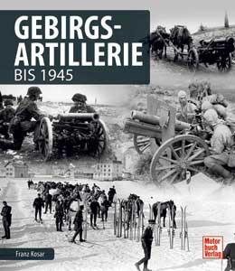 Gebirgsartillerie - bis 1945