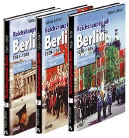 Reichshauptstadt Berlin Trilogie