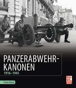 Panzerabwehrkanonen 1916-1945