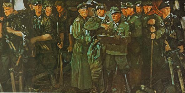 Die Ritterkreuzträger der Leibstandarte