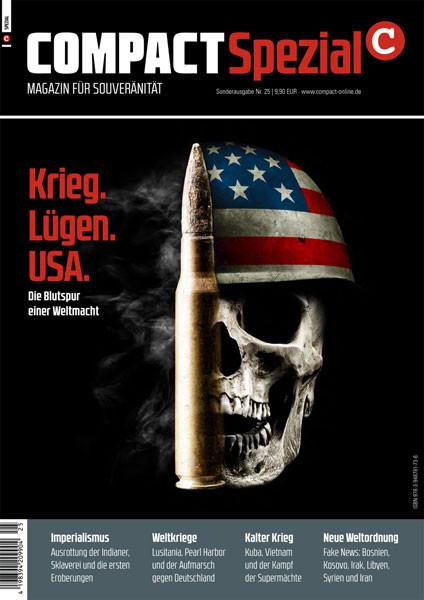 Krieg. Lügen. USA.