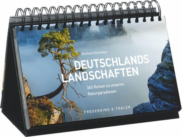 """Immerwährender Kalender """"Deutschlands Landschaften """""""