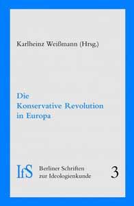 Die Konservative Revolution in Europa