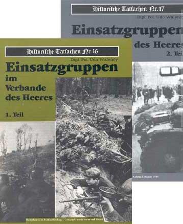Einsatzgruppen im Verbande des Heeres