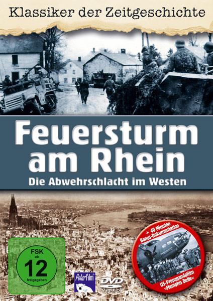 Feuersturm am Rhein