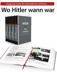 Hitler – Das Itinerar Taschenbuch