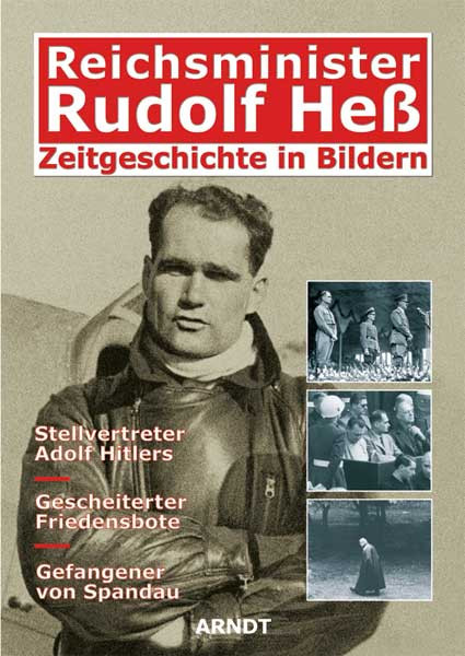 Reichsminister Rudolf Heß