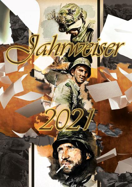 Militär-Kunst-Jahrweiser 2021