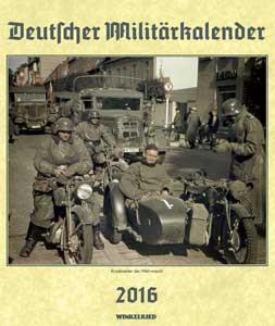 Deutscher Militärkalender 2016