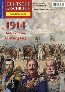 1914 - Auftakt zum Untergang