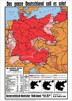 Das ganze Deutschland soll es sein
