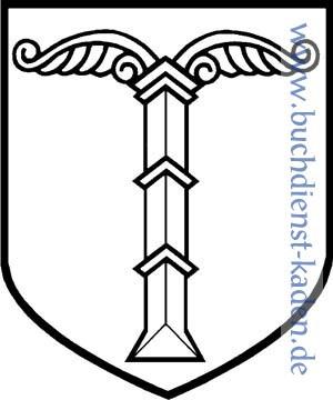 Stempel Irminsul-Wappen