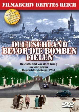 Deutschland bevor die Bomben fielen