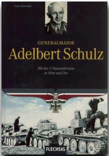 Generalmajor Adelbert Schulz