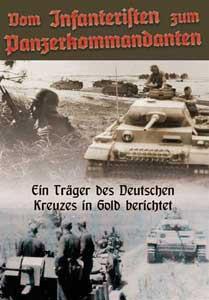 Vom Infanteristen zum Panzerkommandanten